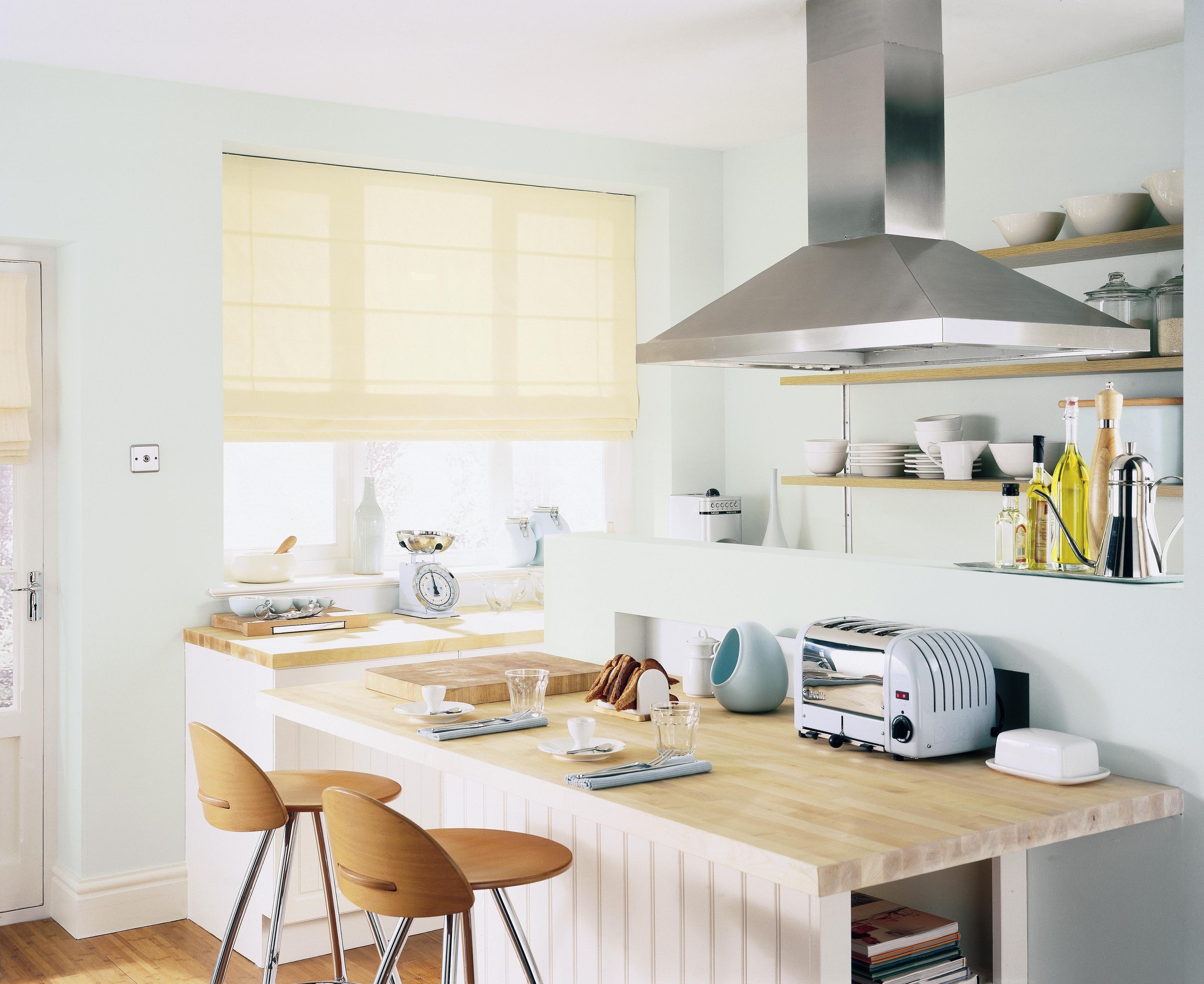 Tendencias en cortinas de cocina cortinas de cocina el - Cortinas de cocinas ideas ...
