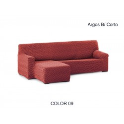 FUNDA CHAISE LONGUE AJUSTABLE ARGOS – BRAZO CORTO