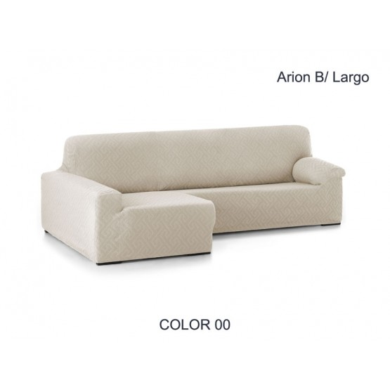 FUNDA CHAISE LONGUE AJUSTABLE ARION – BRAZO LARGO