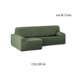 FUNDA CHAISE LONGUE AJUSTABLE IRIA – BRAZO LARGO