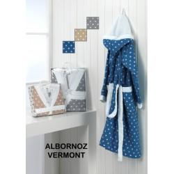 ALBORNOZ INFANTIL RIZO VERMONT