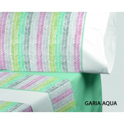 JUEGO DE SABANAS GARIA AQUA