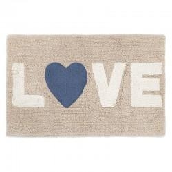 ALFOMBRA LOVE BEIGE