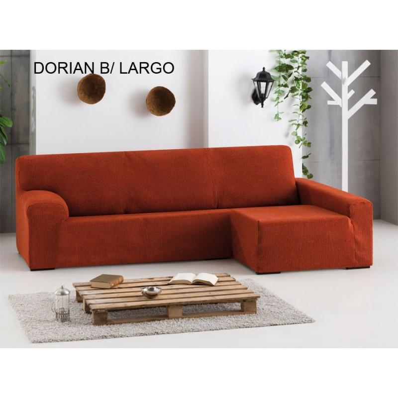 Funda chaise longue el stica dorian almacenes el visillo - Funda elastica chaise longue ...